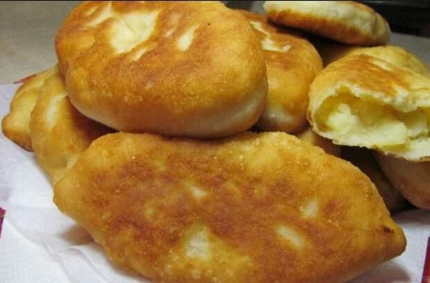 Готовлю жареные пирожки по лучшему рецепту. Получаются пышные и самые вкусные