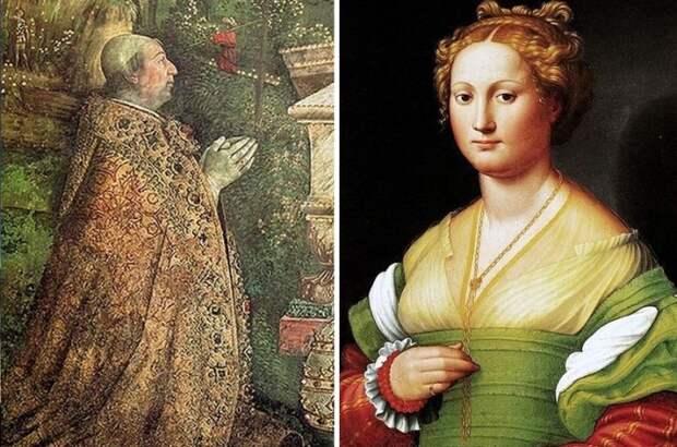 Папа Римский Александр VI Борджиа и Роза Ваноцци: И небеса содрогнулись, и ангелы заплакали