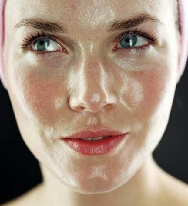 Что полезно и вредно есть, если у вас жирная кожа