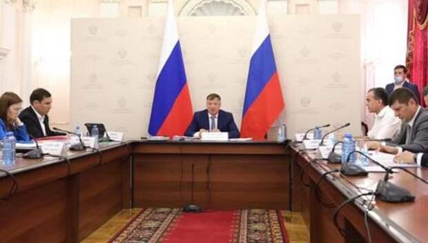 Куратор ЮФО Марат Хуснуллин прибыл в Краснодар