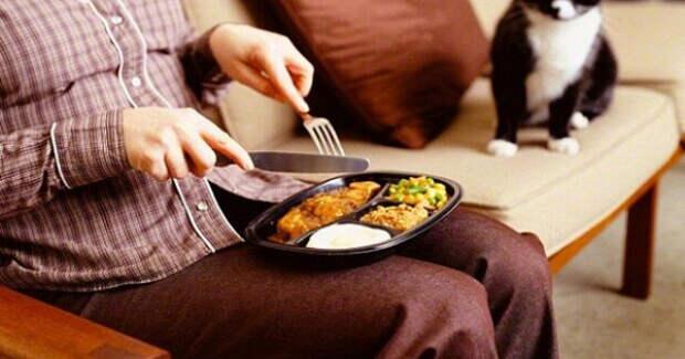 Ежедневные привычки, которые прибавляют вес