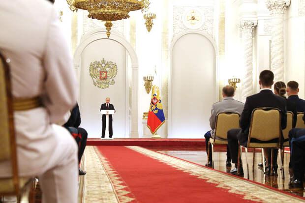 Путин анонсировал поставки в армию уникального ружия
