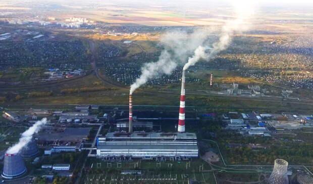 Президент предложил строго наказывать предприятия за вредные выбросы