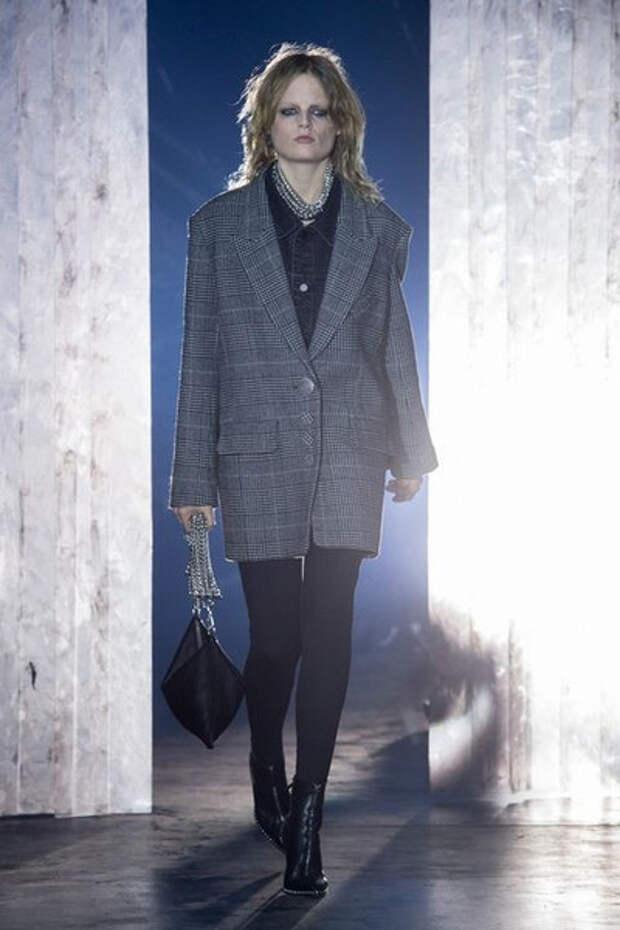 Модные пальто осень 2017 | галерея [2> фото [6]
