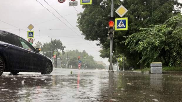 Жителей Ленобласти предупредили о ливнях и грозах 16 мая