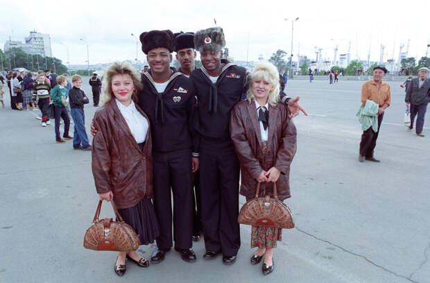 Владивосток. 1992 год
