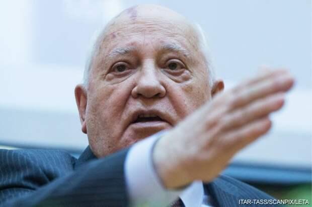 Как Горбачёв создавал искусственный дефицит пищи