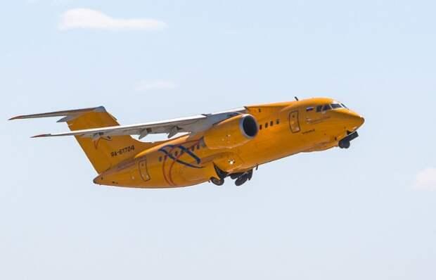 Следком РФ: в момент падения самолёт Ан-148 был цел