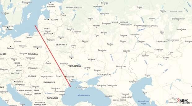 ВеликиеУкры:выкопали Чёрное море,теперь соединим с Балтийским!