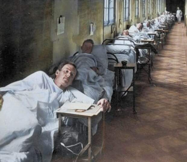 Фотографии самой ужасной эпидемии в новейшей истории человечества