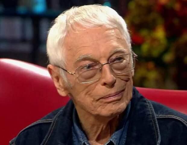 91-летний Александр Зацепин не может без слез воспоминать о смерти любимой жены
