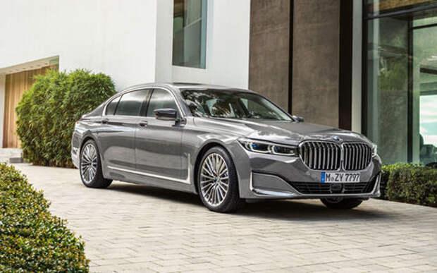 BMW снимет с производства некоторые модели