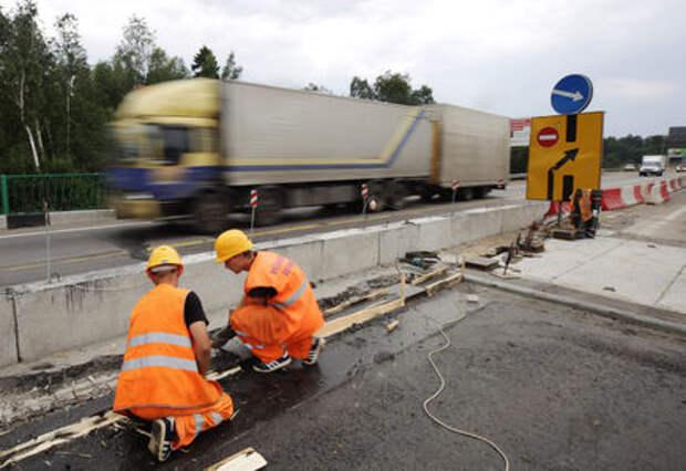 Дороги, ведущие к Керченскому мосту, отремонтируют