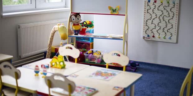 К началу учебного года в ТиНАО откроют 10 новых детских садов
