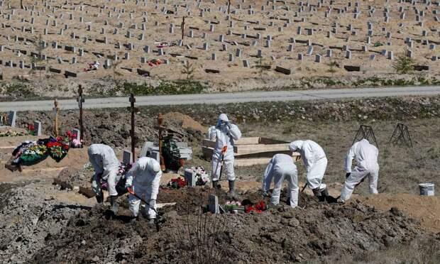 Ученые шокировали: мировая статистика смертей от «ковида» занижена как минимум вдвое