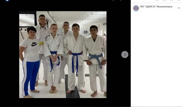 Дзюдоисты с Вятской взяли пять медалей на турнире