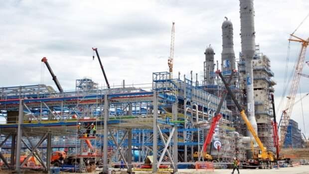 «Газпром» думает строить ГПЗ наЯмале
