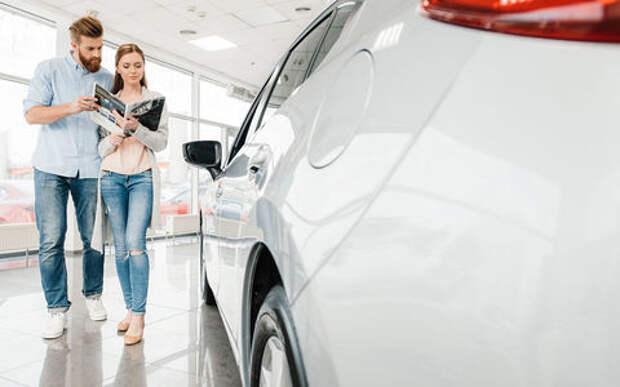 Средняя цена автомобиля увеличилась на 60%