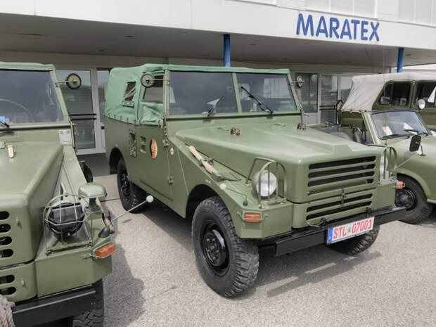 УАЗ-469: легендами не рождаются