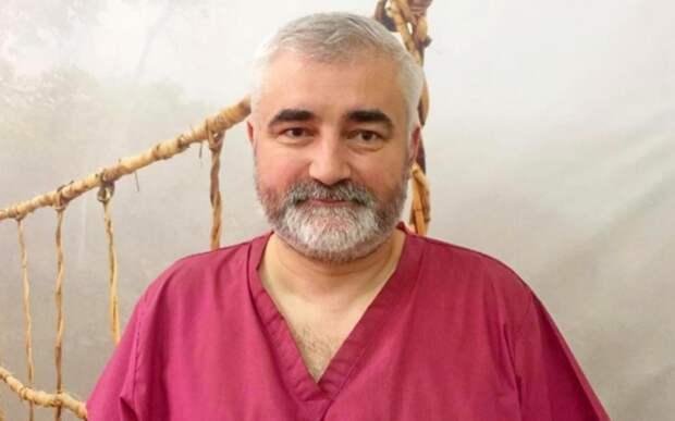 Рязанскому медику присвоили звание заслуженного врача