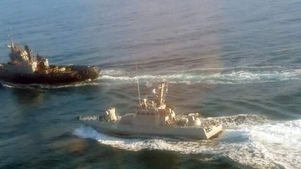 Непуганые британцы лезут в Крым