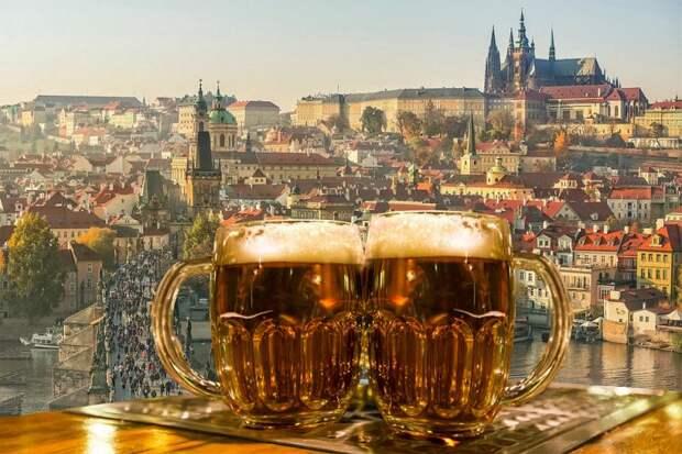 Россия может запретить ввоз чешского пива
