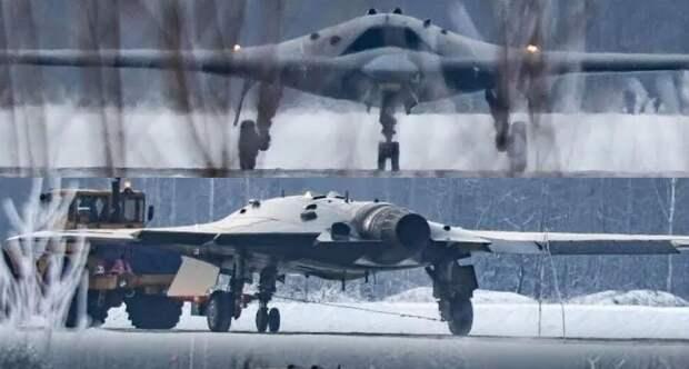 В США займутся разработкой аналога российского БПЛА С-70 «Охотник»