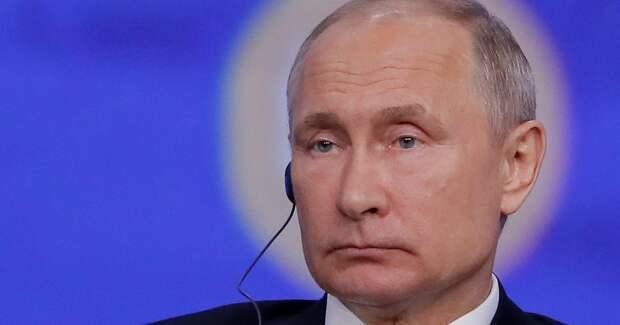 """Фото Путин назвал повышение НДФЛ """"нравственно обоснованным"""""""