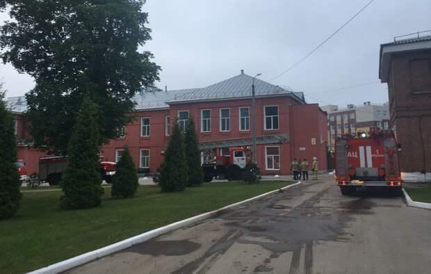 В Рязани вспыхнула областная больница, умерли трое