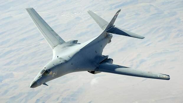 Дальний бомбардировщик B-1B