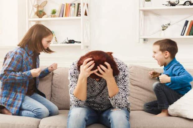 Как удержать братьев и сестер от серьезных ссор, обид и драк