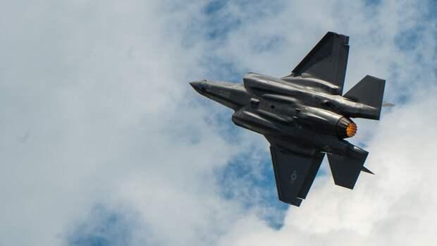 ВВС США проведут крупные учения на Аляске с привлечением истребителей F-35