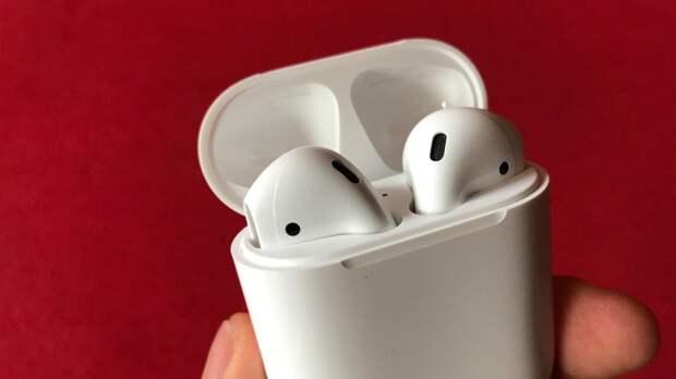 Apple представит наушники AirPods 3 уже 18 мая
