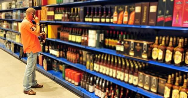 Продажи алкоголя в России второй год бьют рекорд