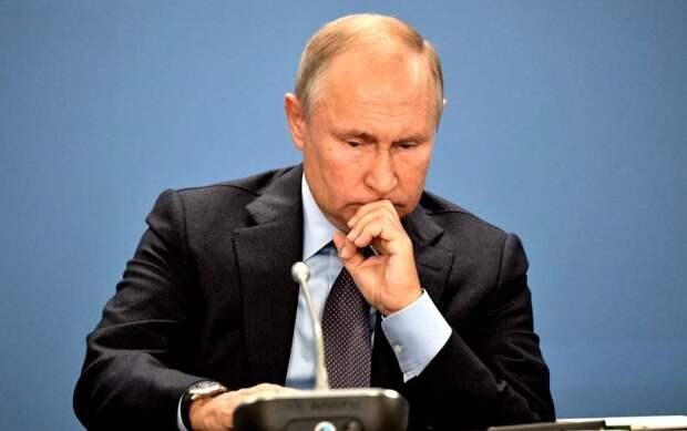 Как Путин развернул ход мировой истории