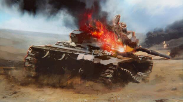 Захват Донбасса откладывается: Россия нашла эффектный способ оставить Украину без танков