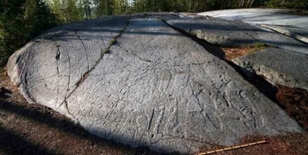 Каменная книга гипербореев