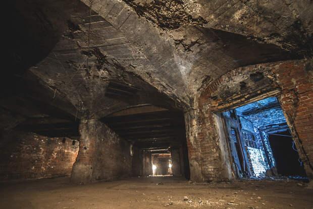 Скрытые входы Кремлевских стен: тоннели и проходы засыпали при СССР