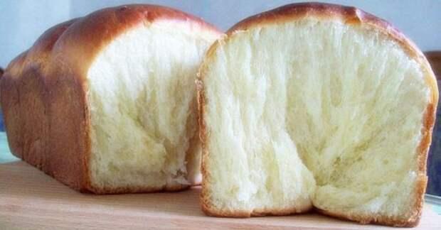 Этот молочный хлеб буквально тает во рту: настолько нежный и мягкий