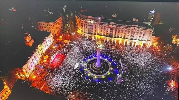 Огромный митинг за Саакашвили. Что будет дальше