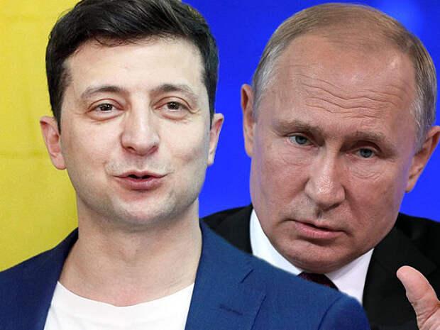 Зеленский готов к переговорам с Путиным «в любом месте»