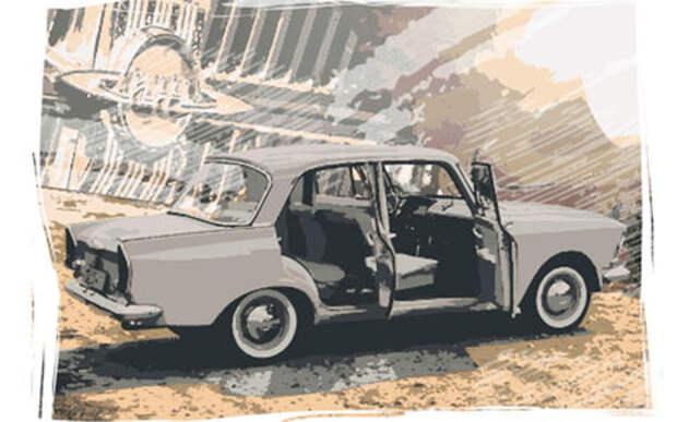 «Иж-Сатурн» — один из самых редких автомобилей СССР