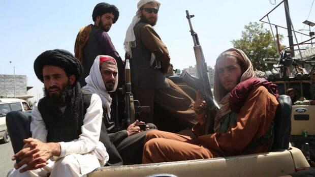 Кто вАфганистане главный?