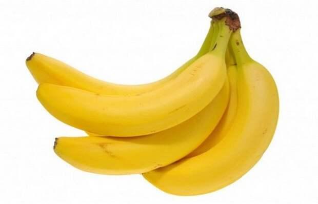 Бананы снизят кровяное давление.