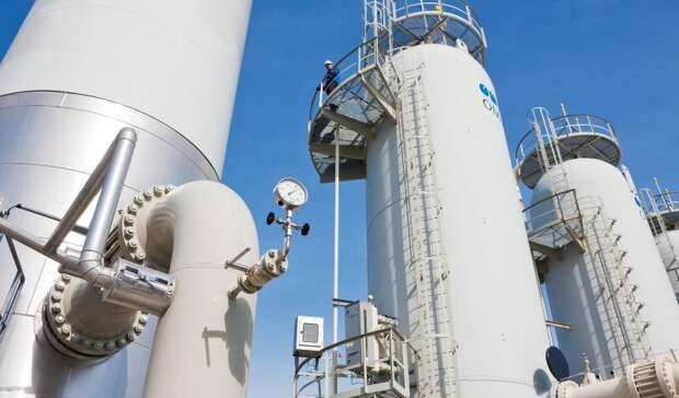«Газпром» признал сокращение своей доли нагазовом рынке Европы