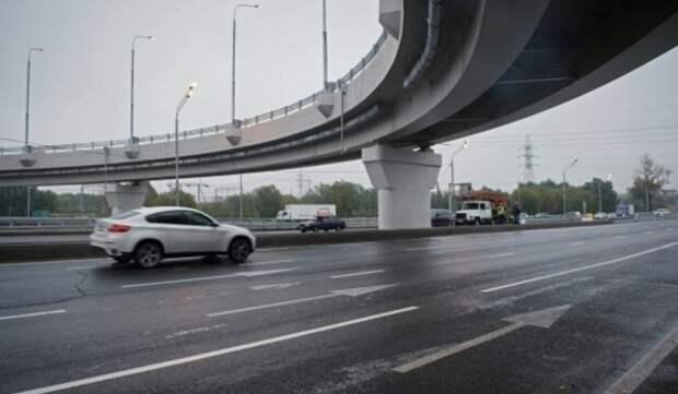 Реконструкцию развязки на пересечении МКАД с Липецкой улицей завершат в течение трех лет