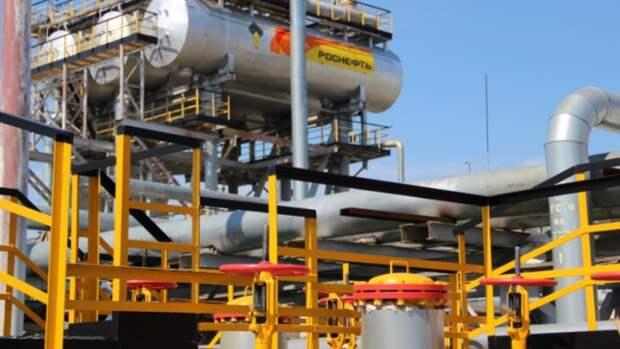 Почти 94% достигло рациональное использование ПНГ назрелых месторождениях «Роснефти»