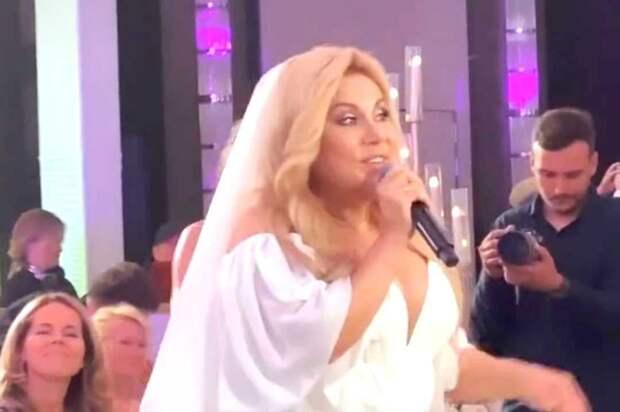 Марина Федункив сыграла свадьбу с итальянцем