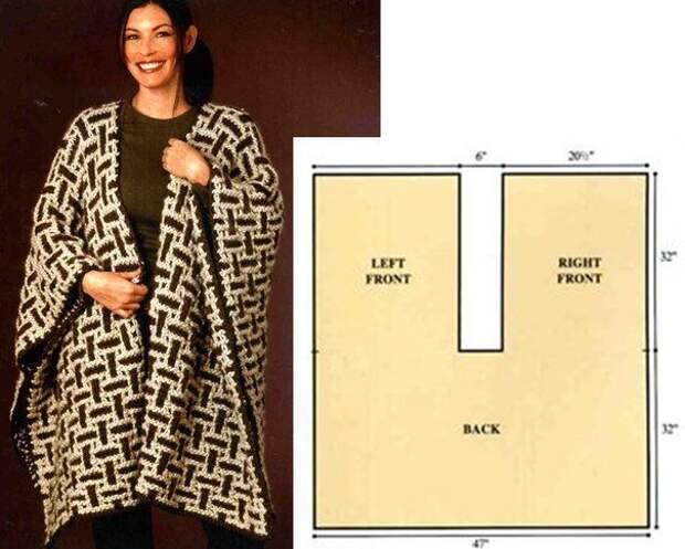 Простые идеи для шитья, или Как легко украсить себя осенью. Часть 3, фото № 19