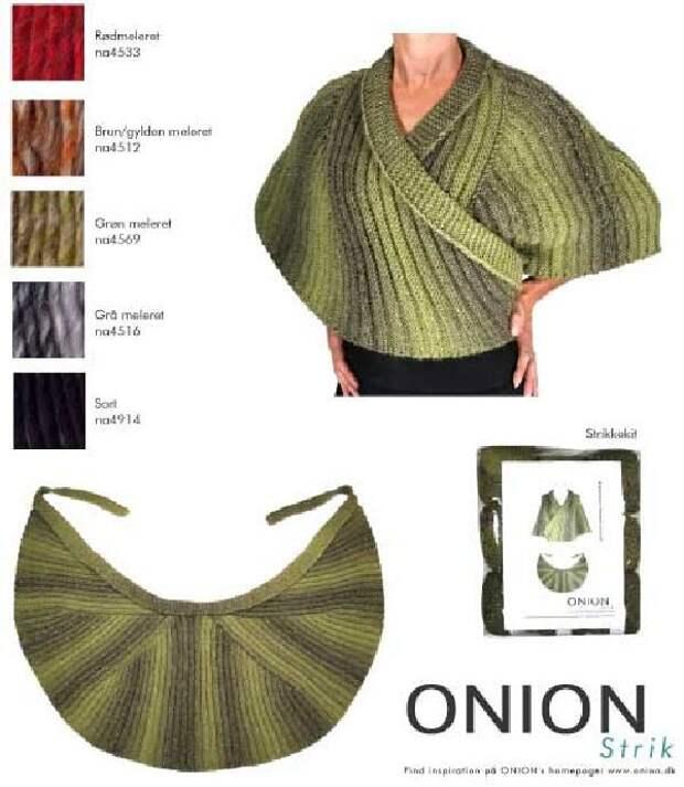 Простые идеи для шитья, или Как легко украсить себя осенью. Часть 3, фото № 14